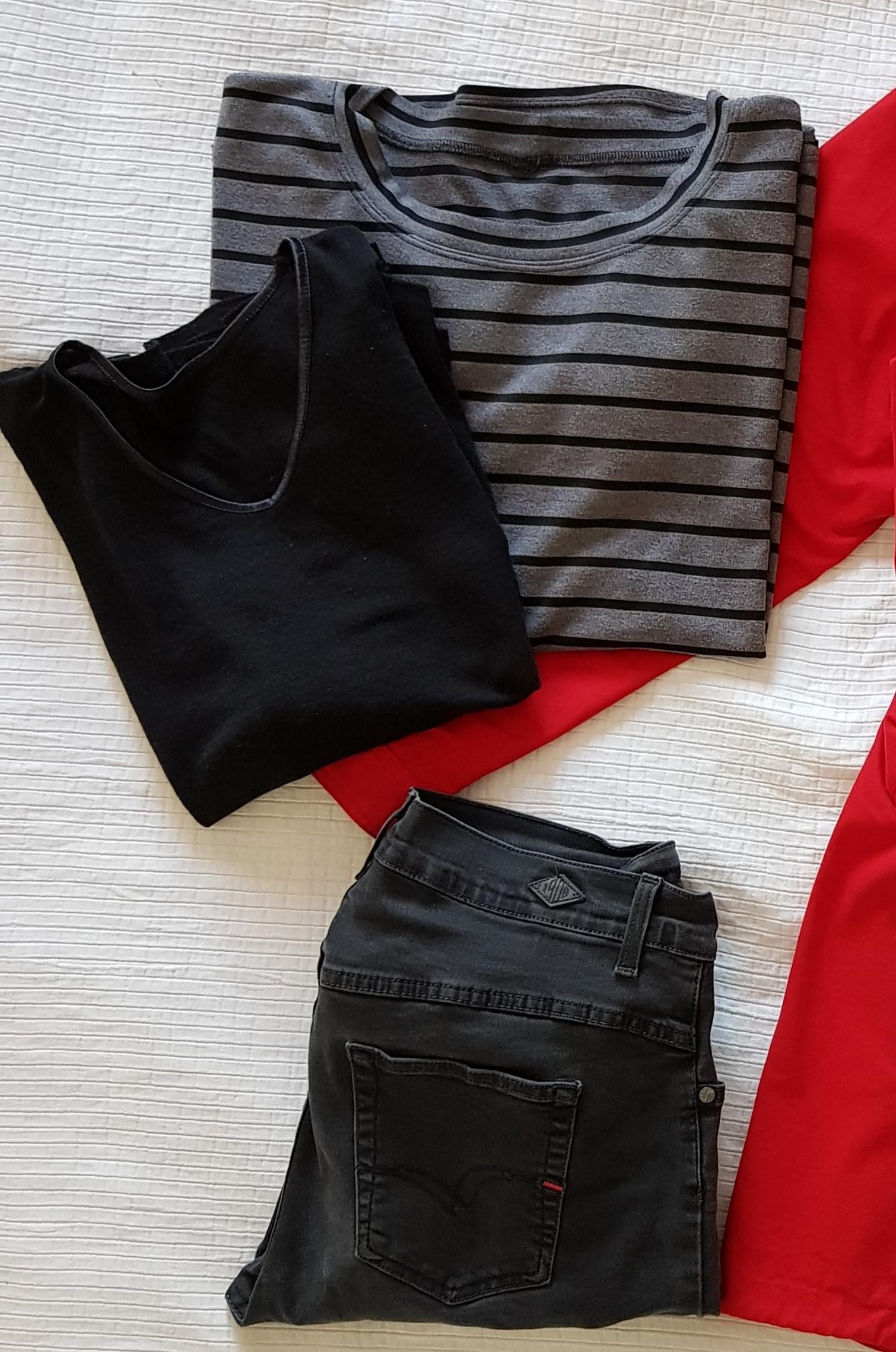 dressing for fall weather 5 merino wool undershirt molly top black jeans.jpg