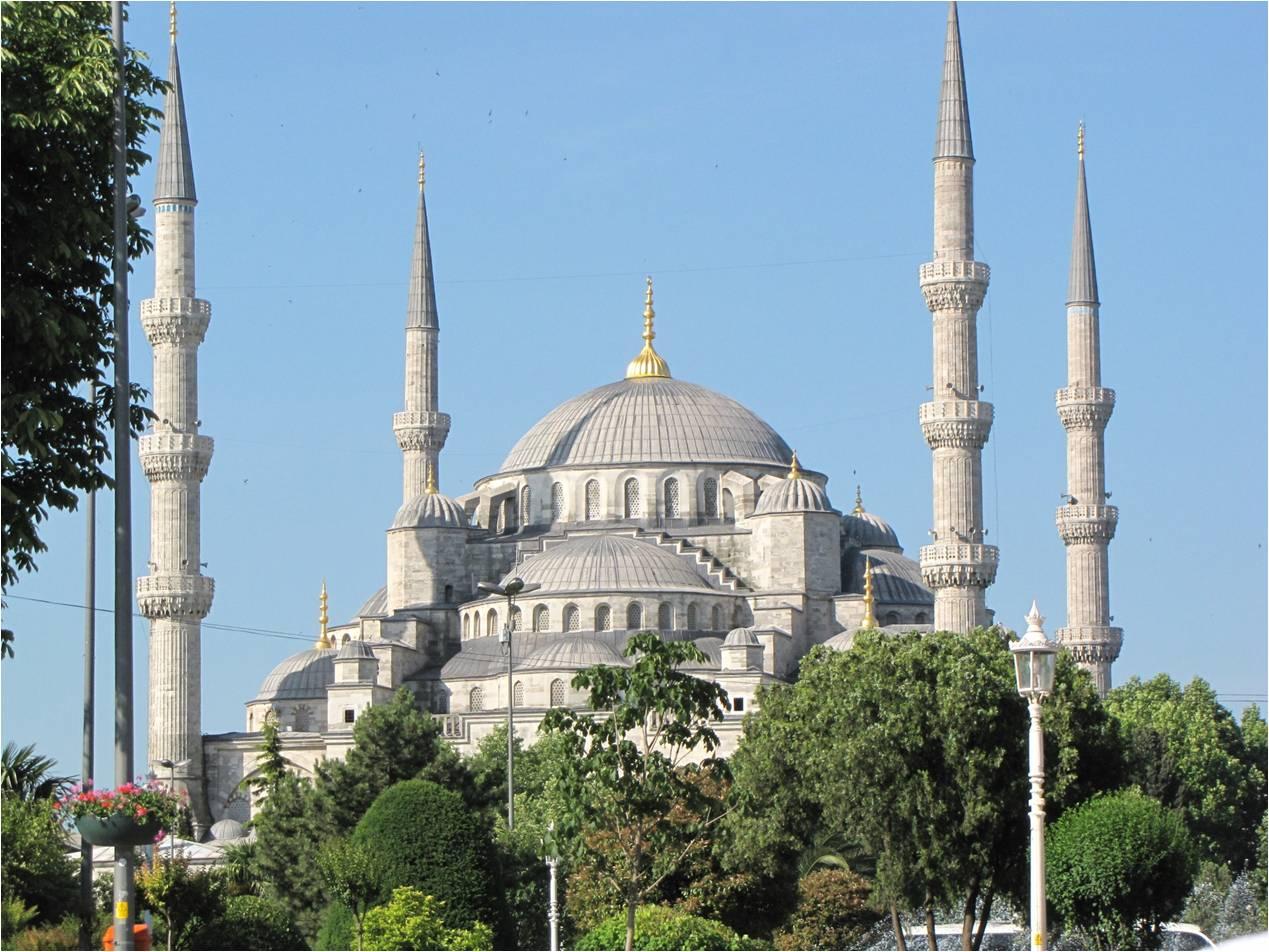 Hagia Sophia Istanbul, Turkey