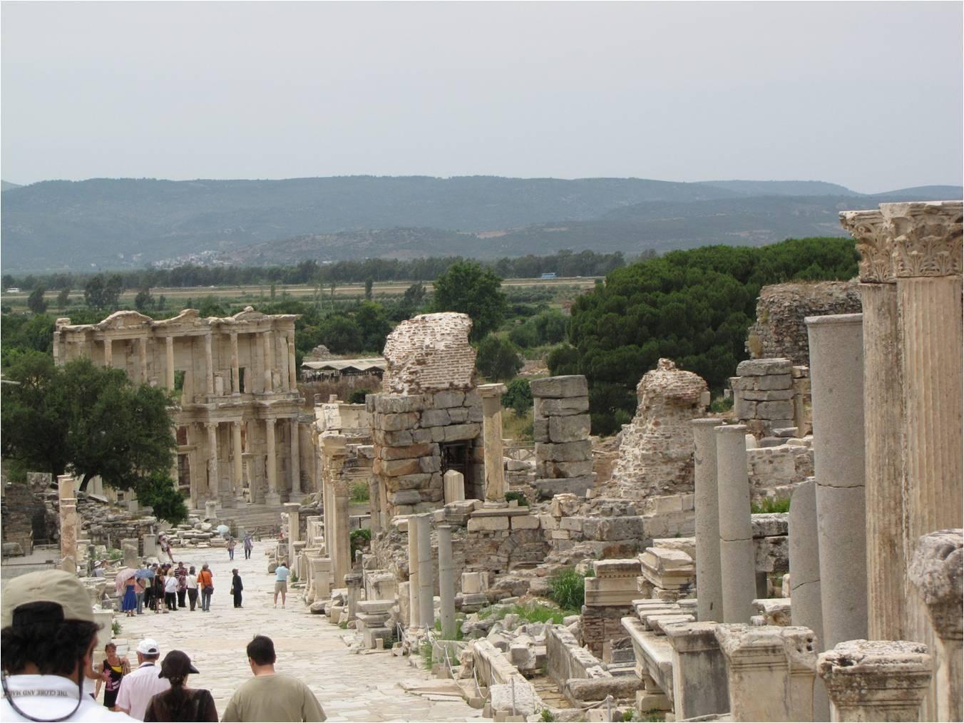 Ephesus Ruins, Turkey