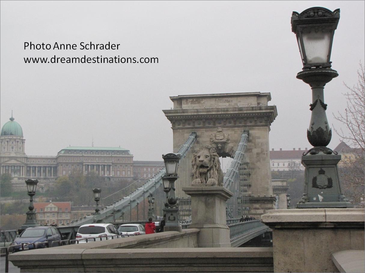 Chain Bridge, Budapest