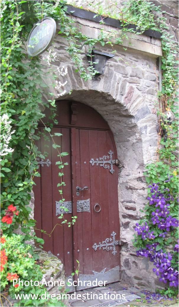 Durnstein Door Austria