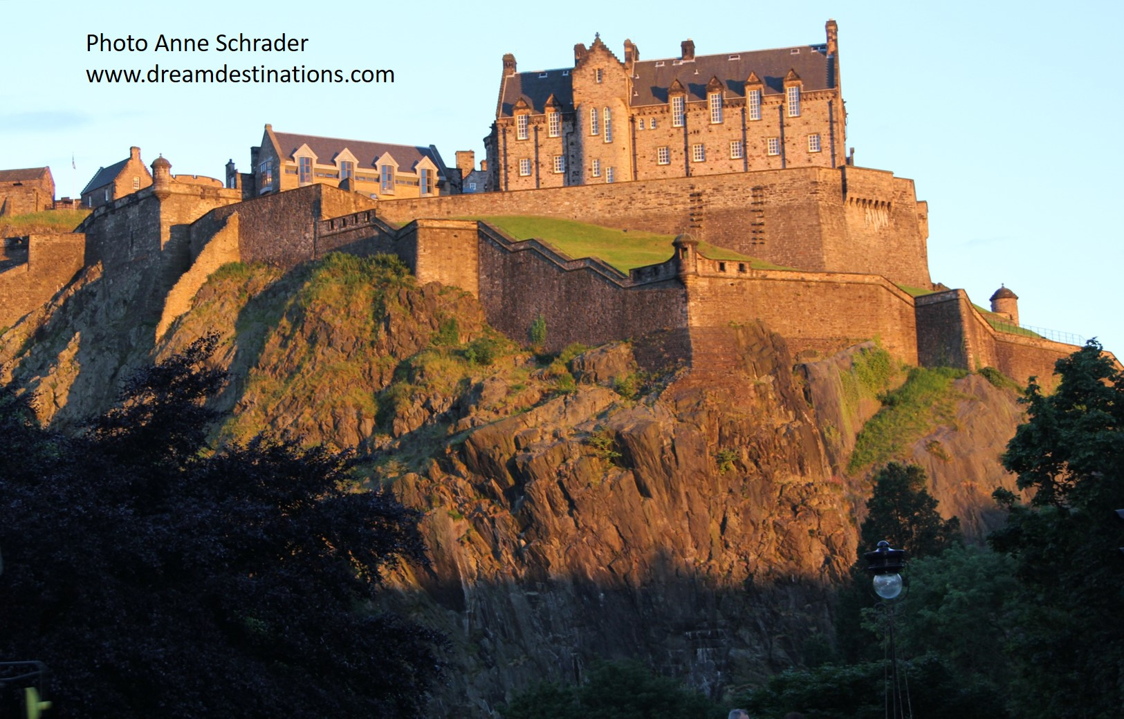 Edinburgh Castle, Edinburgh Scotland