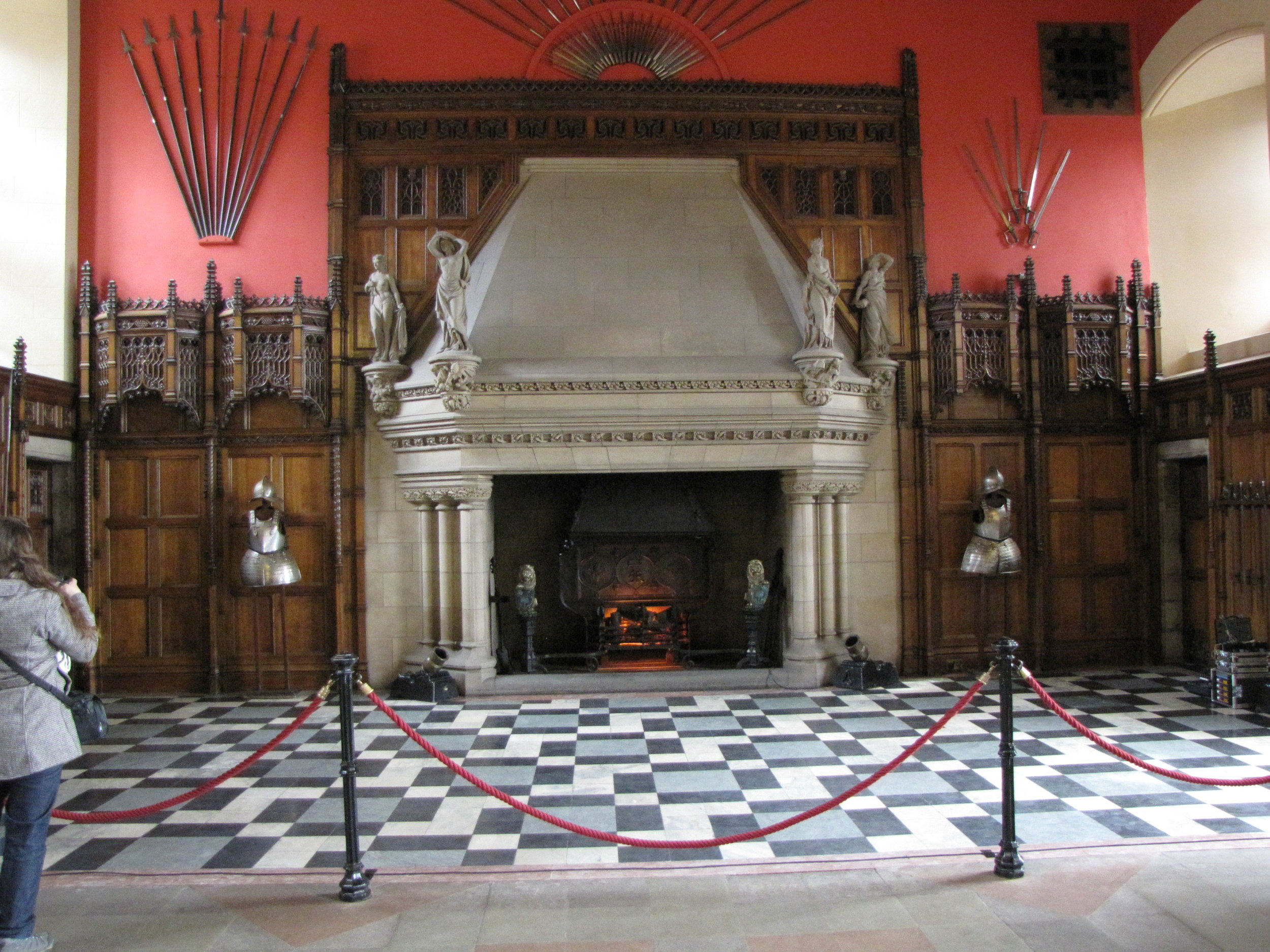 Great Hall of Edinburgh Castle