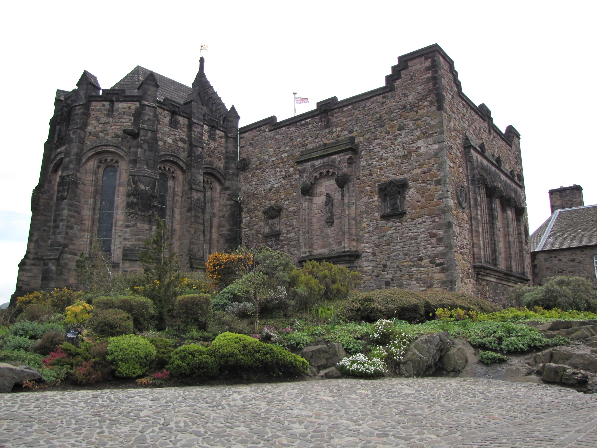 Scottish National War Memorial Building