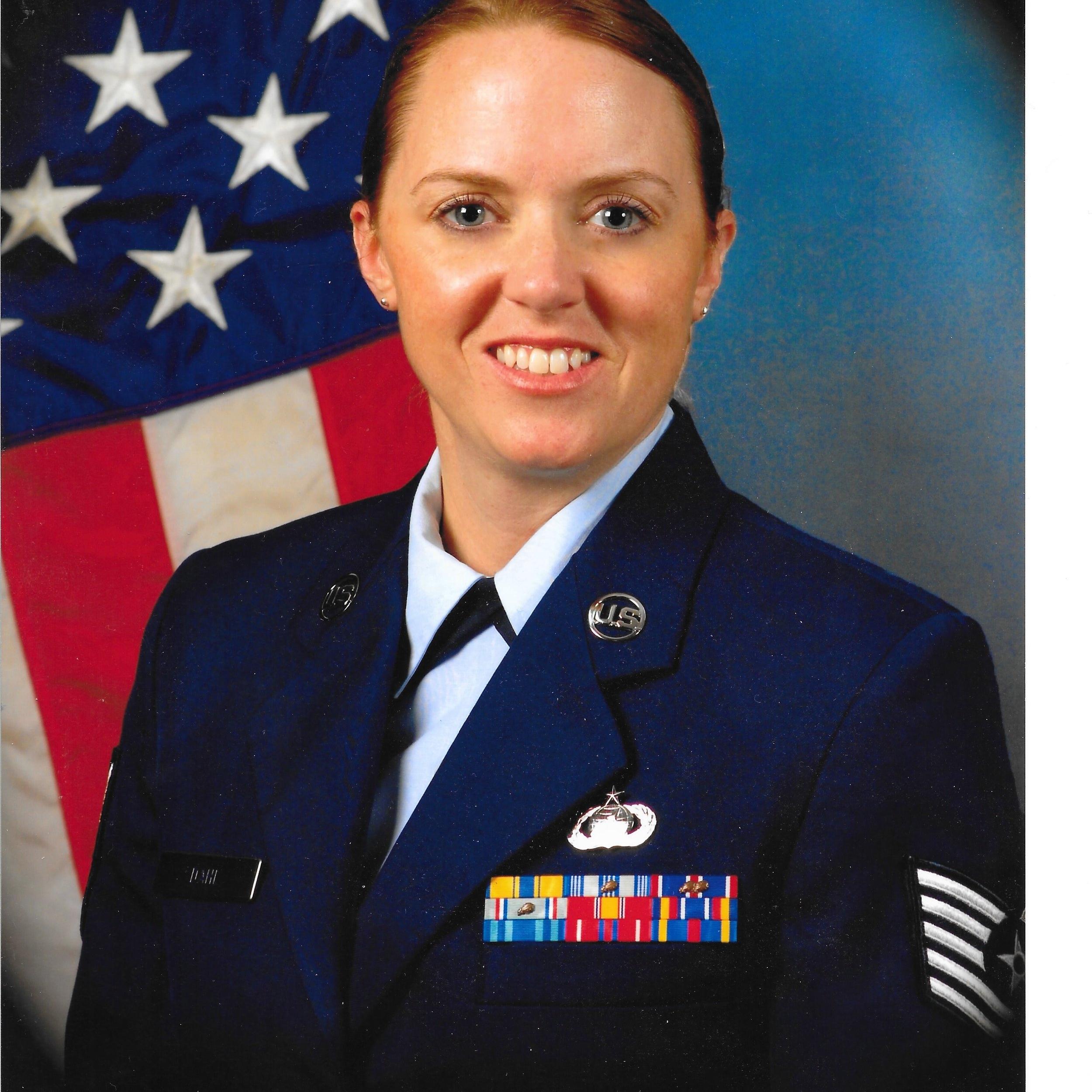 Our Niece, Sergeant Mindy Dahl