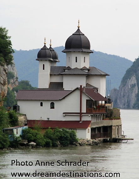 Orthodox Cathedral in the Iron Gates of the Lower Danube