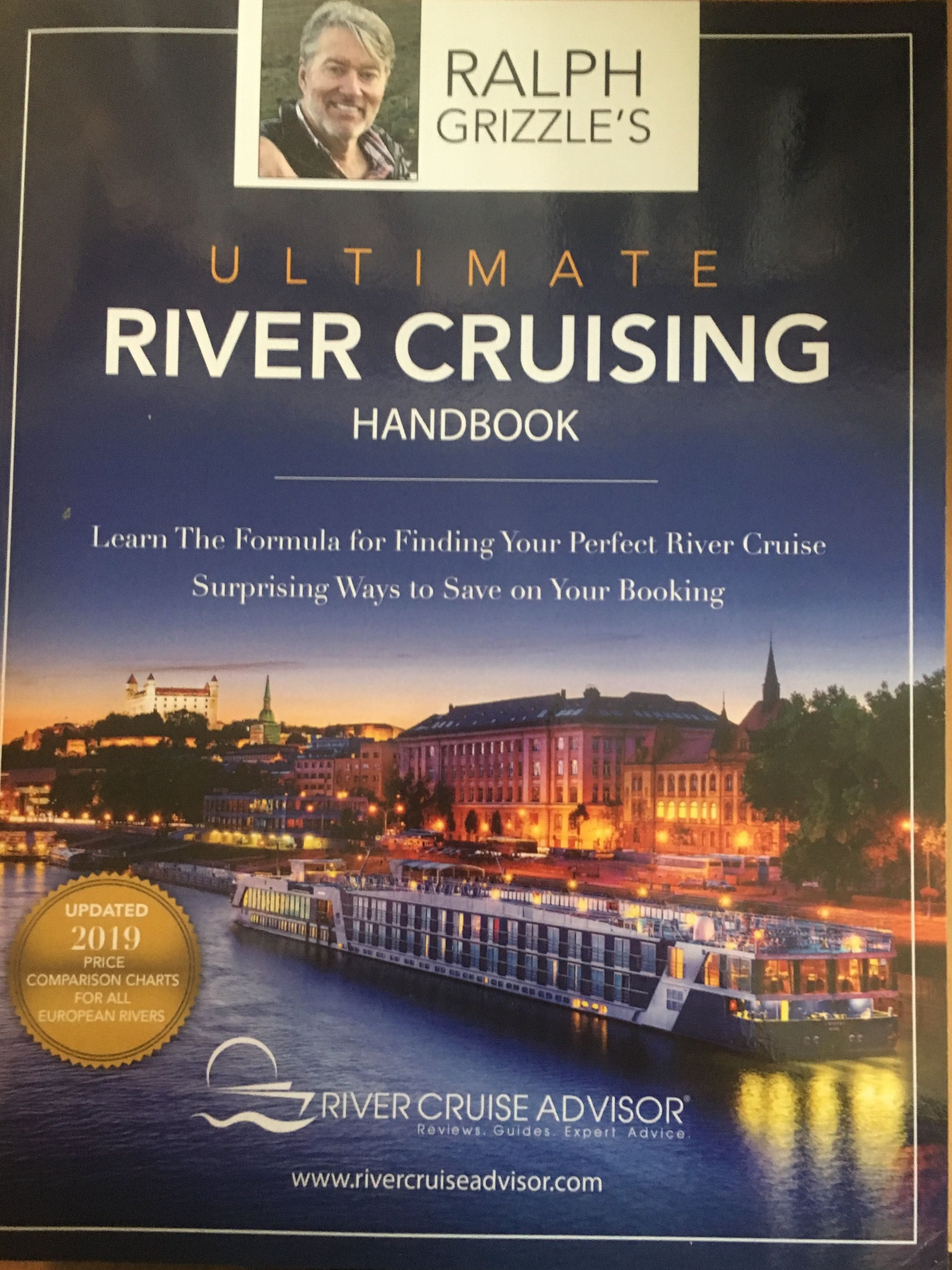 My copy of the Ultimate River Cruising Guide