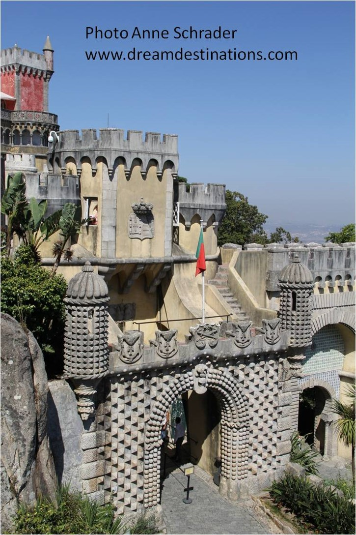 Fantasy Land—Pena Palace