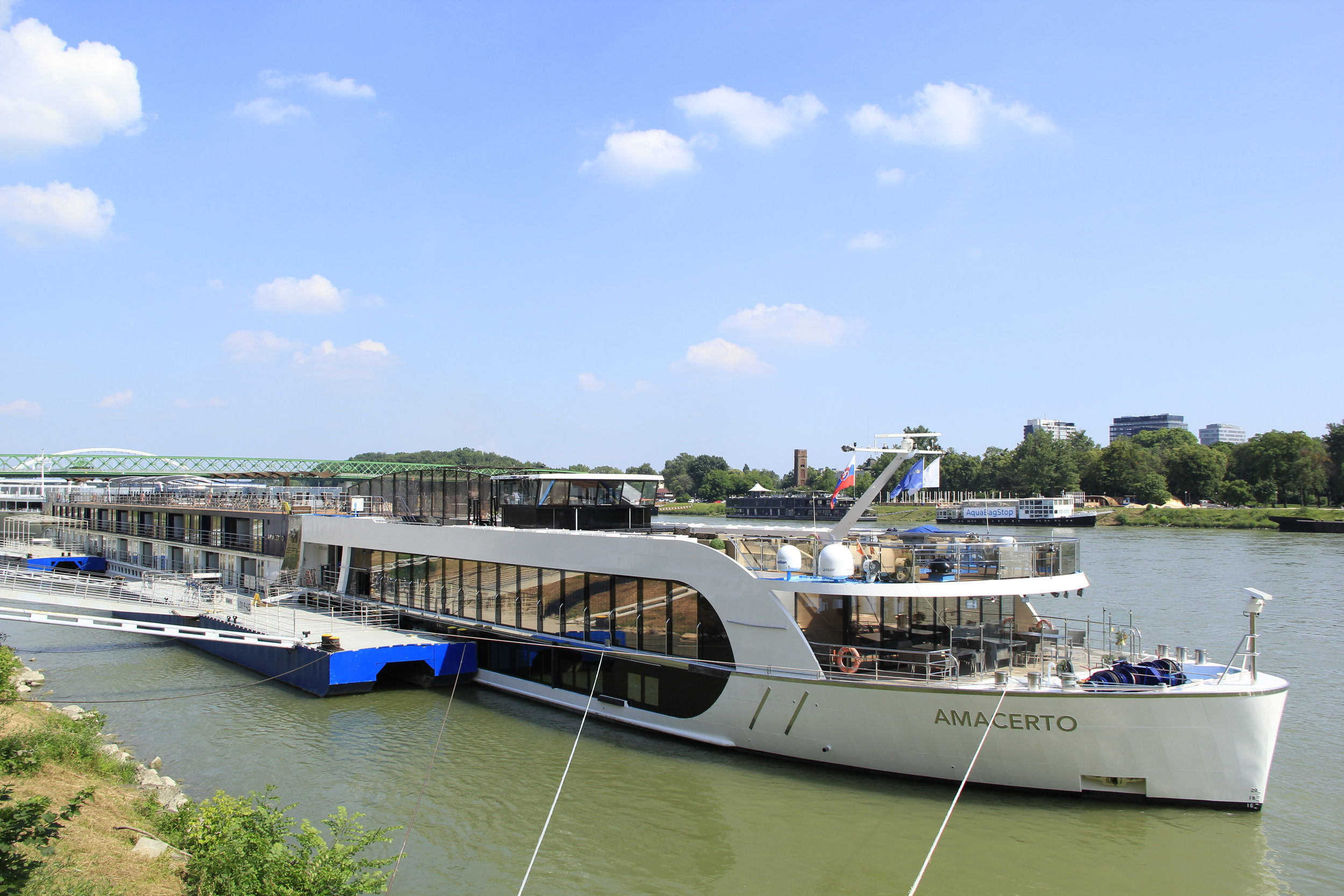 135 m longship—The AmaWaterways AmaCerto