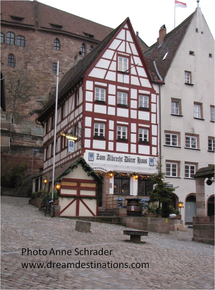 Albert Durer House, Nuremberg, Germany