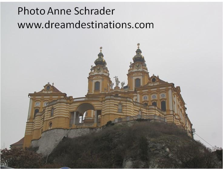 Melk Abbey, Melk Austria