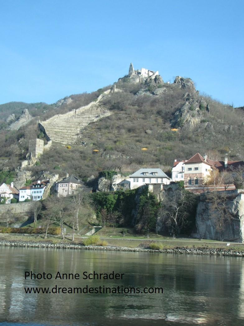 Castle Ruins Durstein, Austria