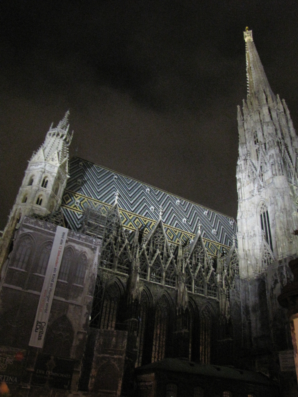 St. Stephens Cathedral, Vienna. Austria
