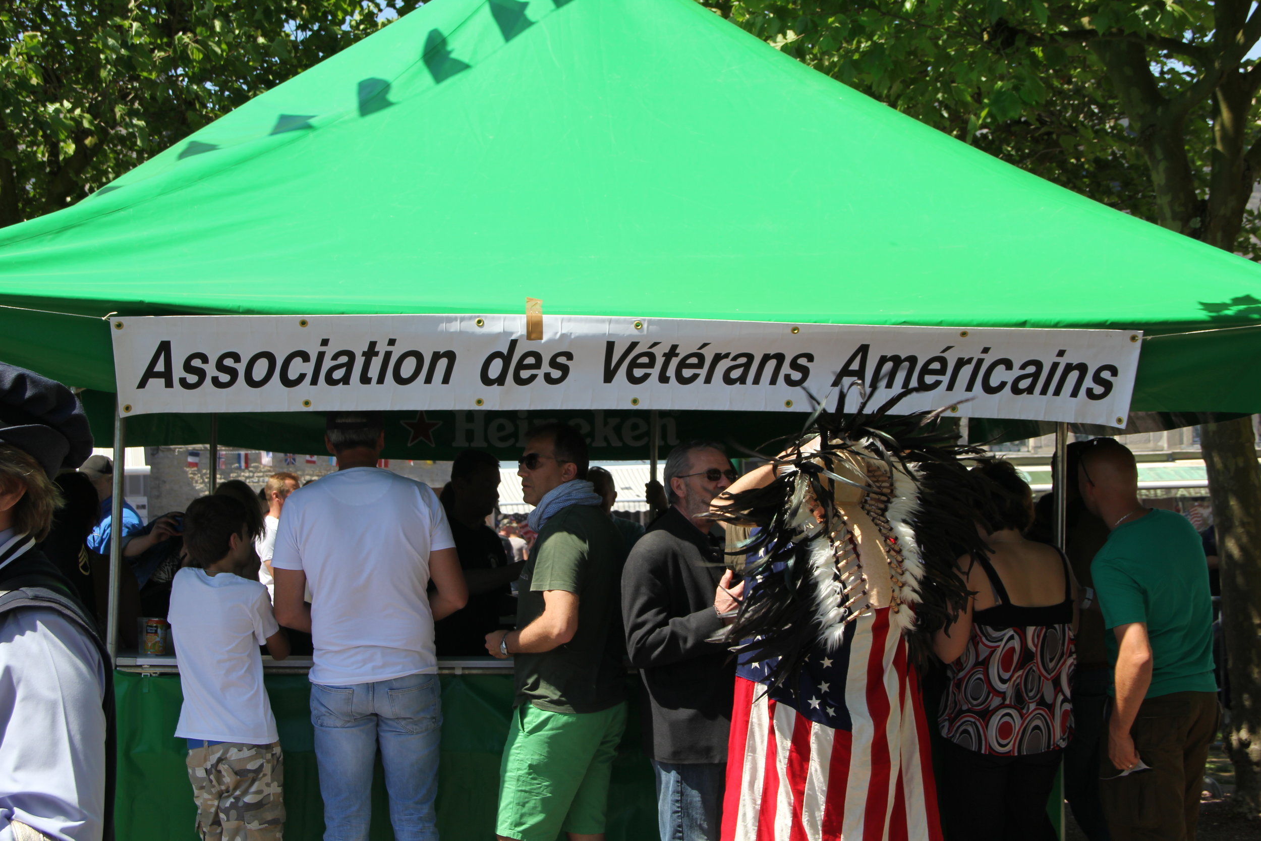 French Association of American Vets