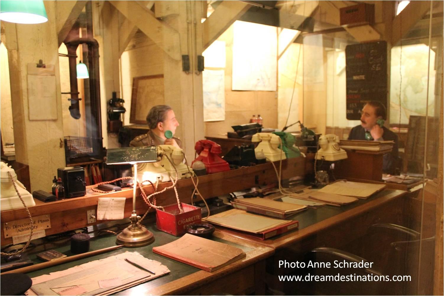 Churchill War Rooms 2014
