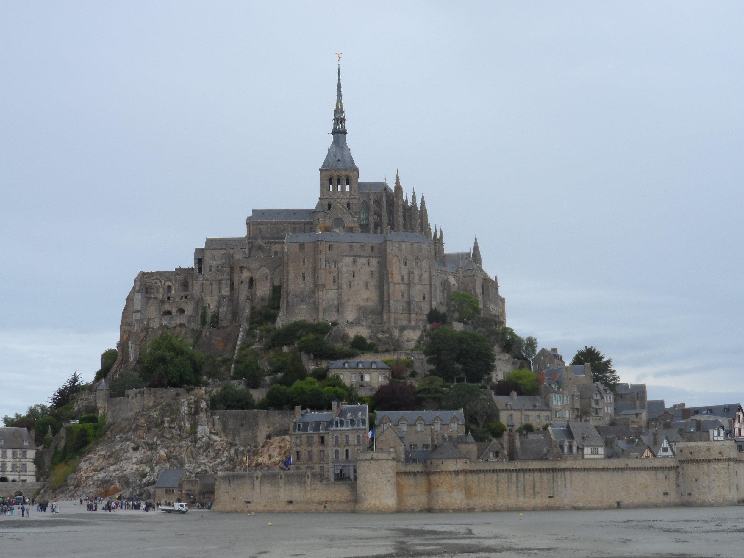 Mont Ste. Michel 2019