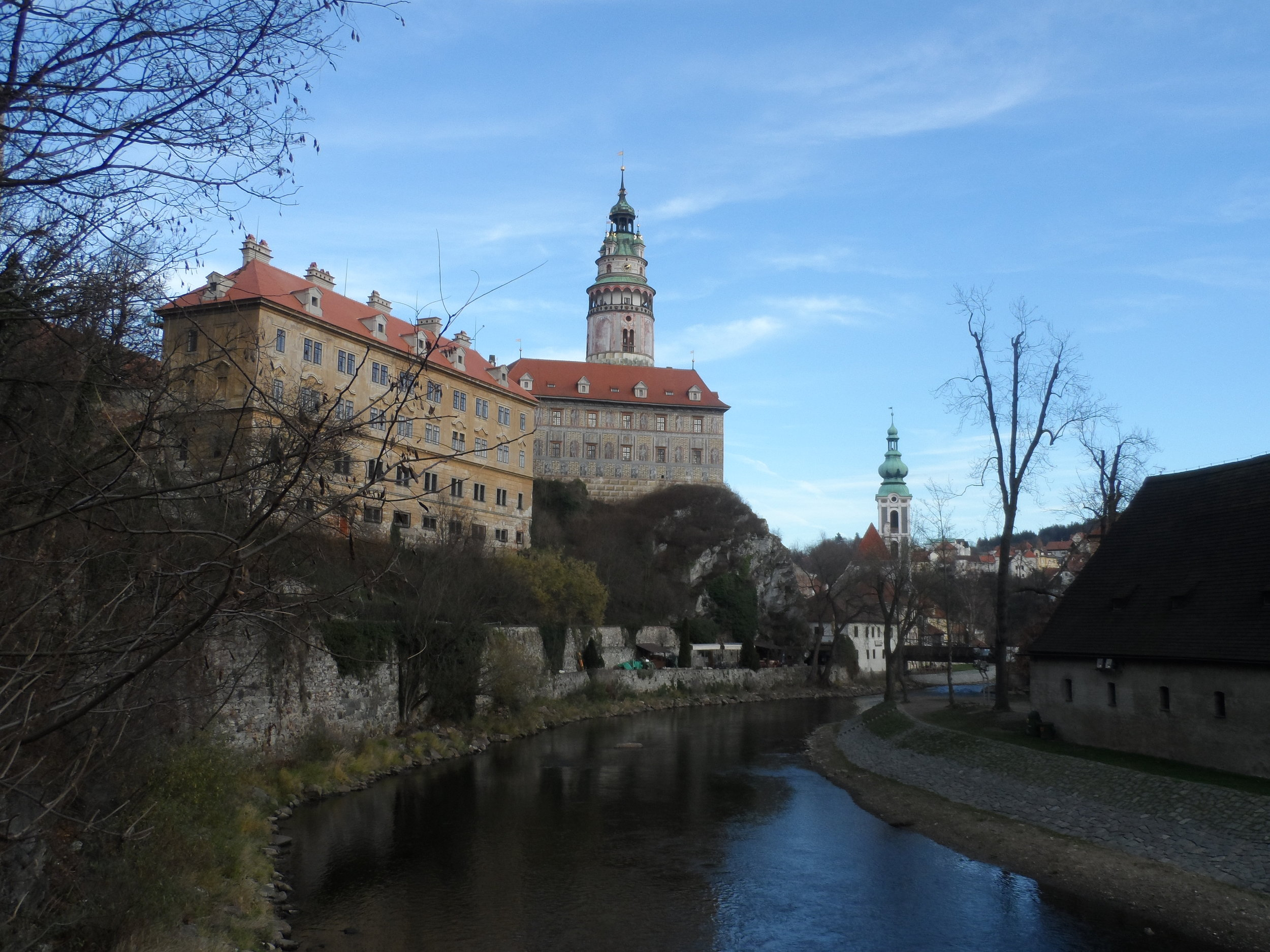 Cesky Krummlov, Czech Republic