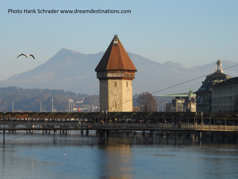 Tower Bridge Lucerne