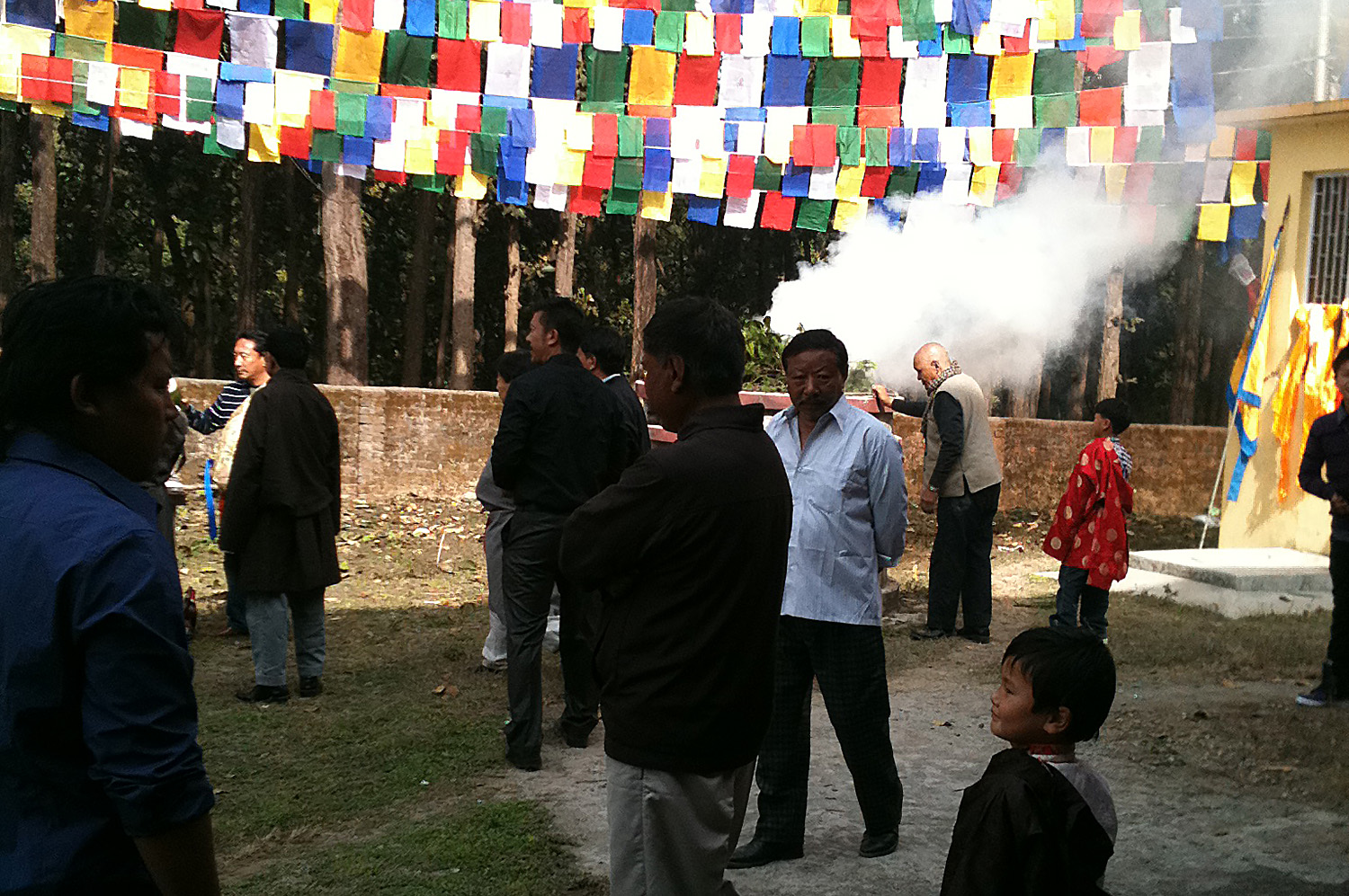Experience Buddhist Ritual First Hand