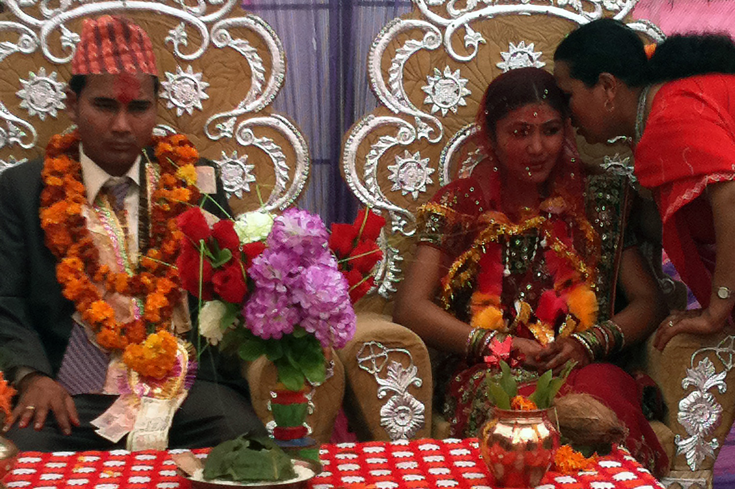 Invitations to Indian And Nepali Weddings
