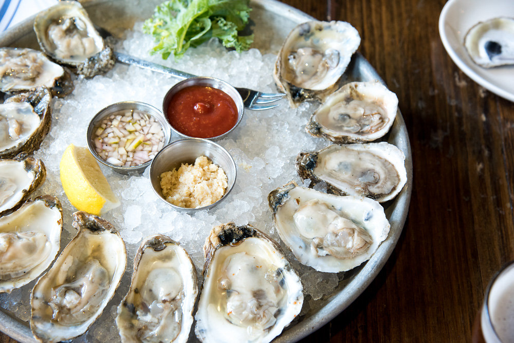 PLANK SEAFOOD PROVISIONS -