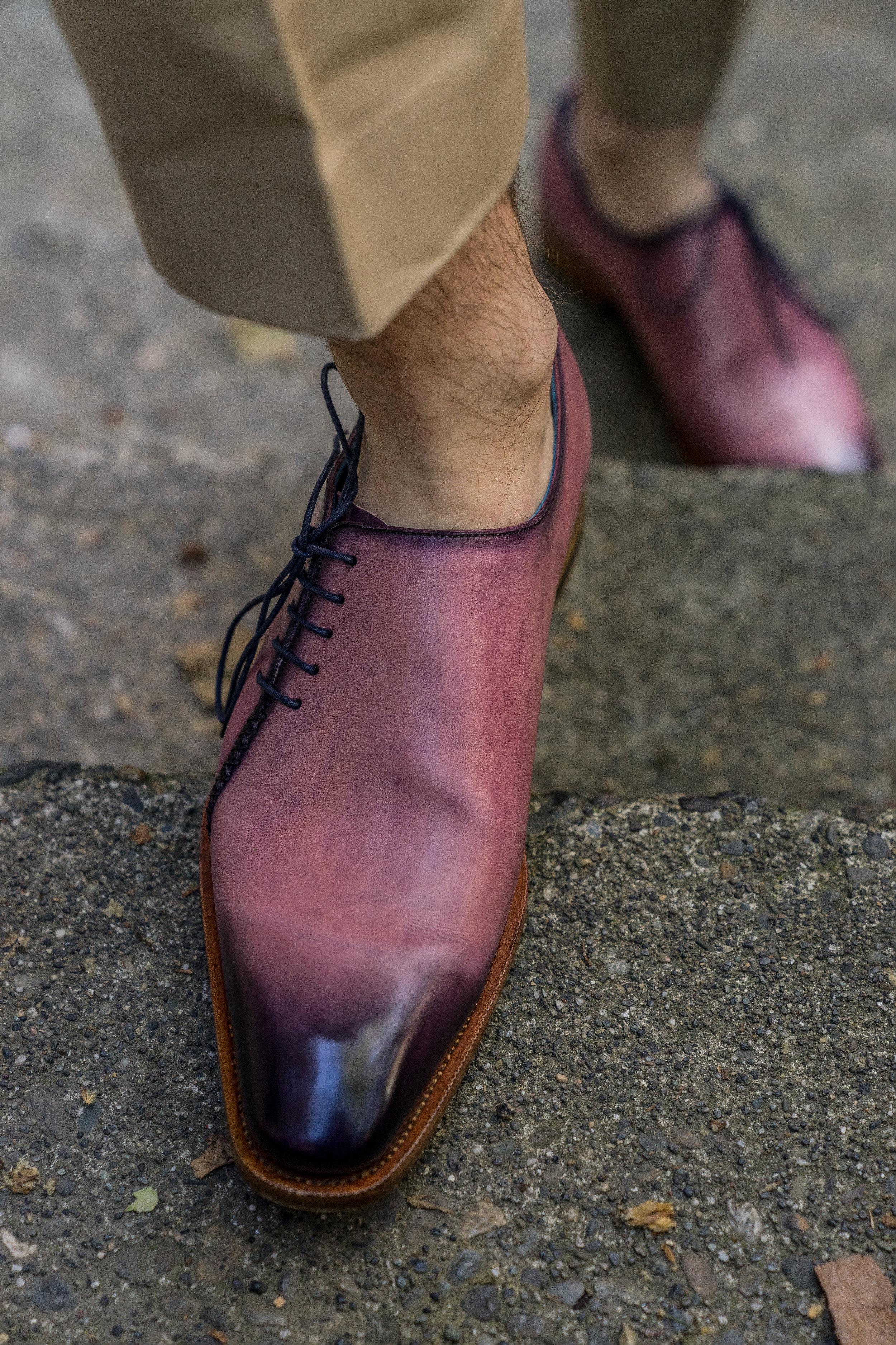 custom made shoes ($300)