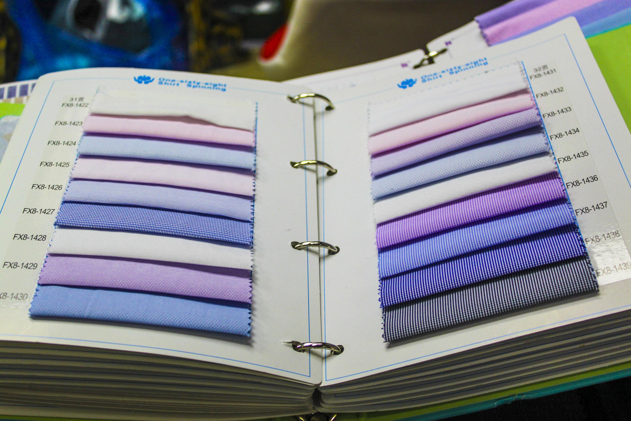 tailor-made-shanghai-shirt fabrics