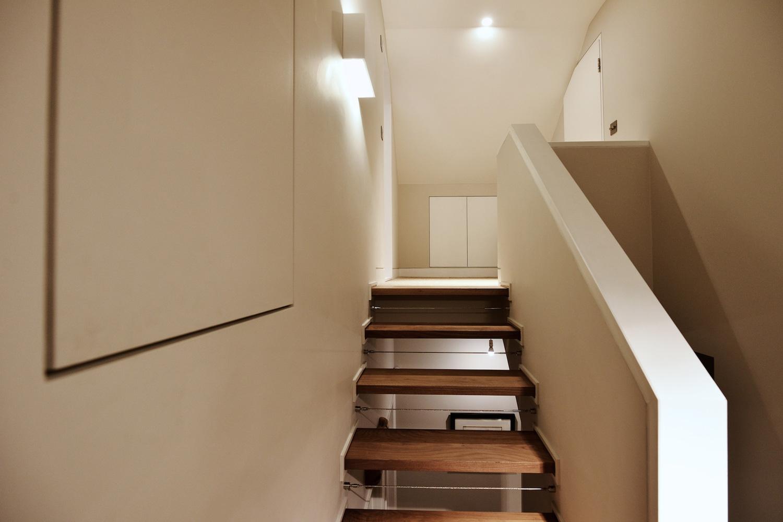 Upper tollington stair