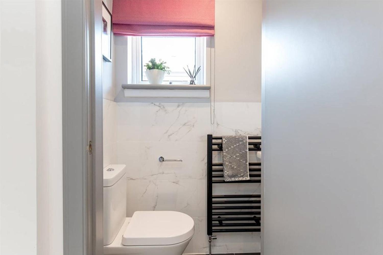 Craigleith small toilet