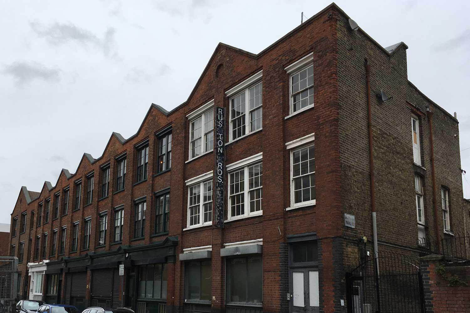 Office move  - Durham Yard, East London
