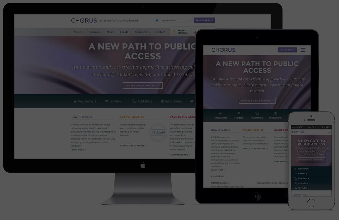 WEB DESIGN & UX - Responsive websites built for your audience.