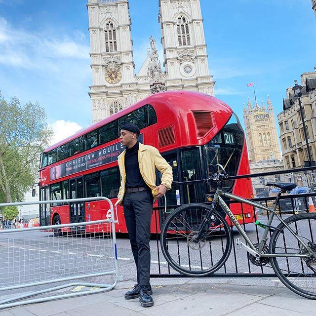 London wassup 😎
