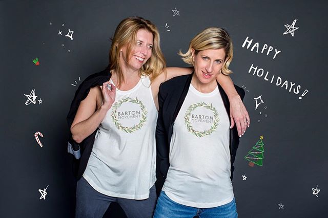 Wishing you the very best for a happy and healthy 2019! Happy holidays to all ❤️ Xo Cherice & Charissa