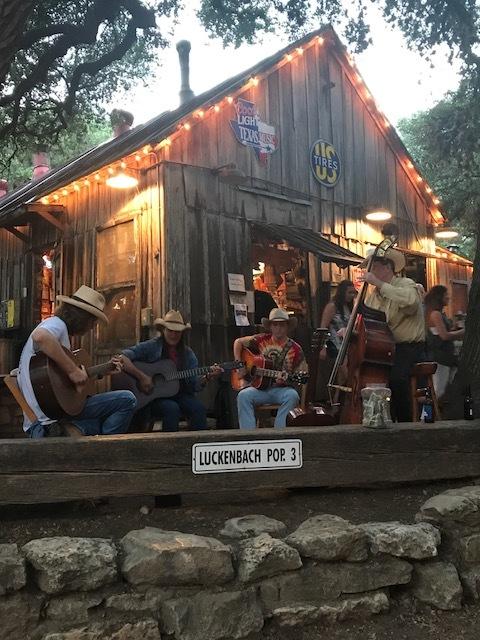 Luckenbach, Texas -