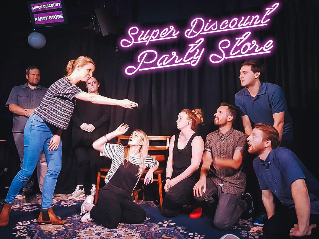 SUPER DISCOUNT PARTY STORE is open for business @faimprov. What a fun first Harold Night with this delicious bag of starmix 😍 October 06, 2017 at 0333PM.jpg