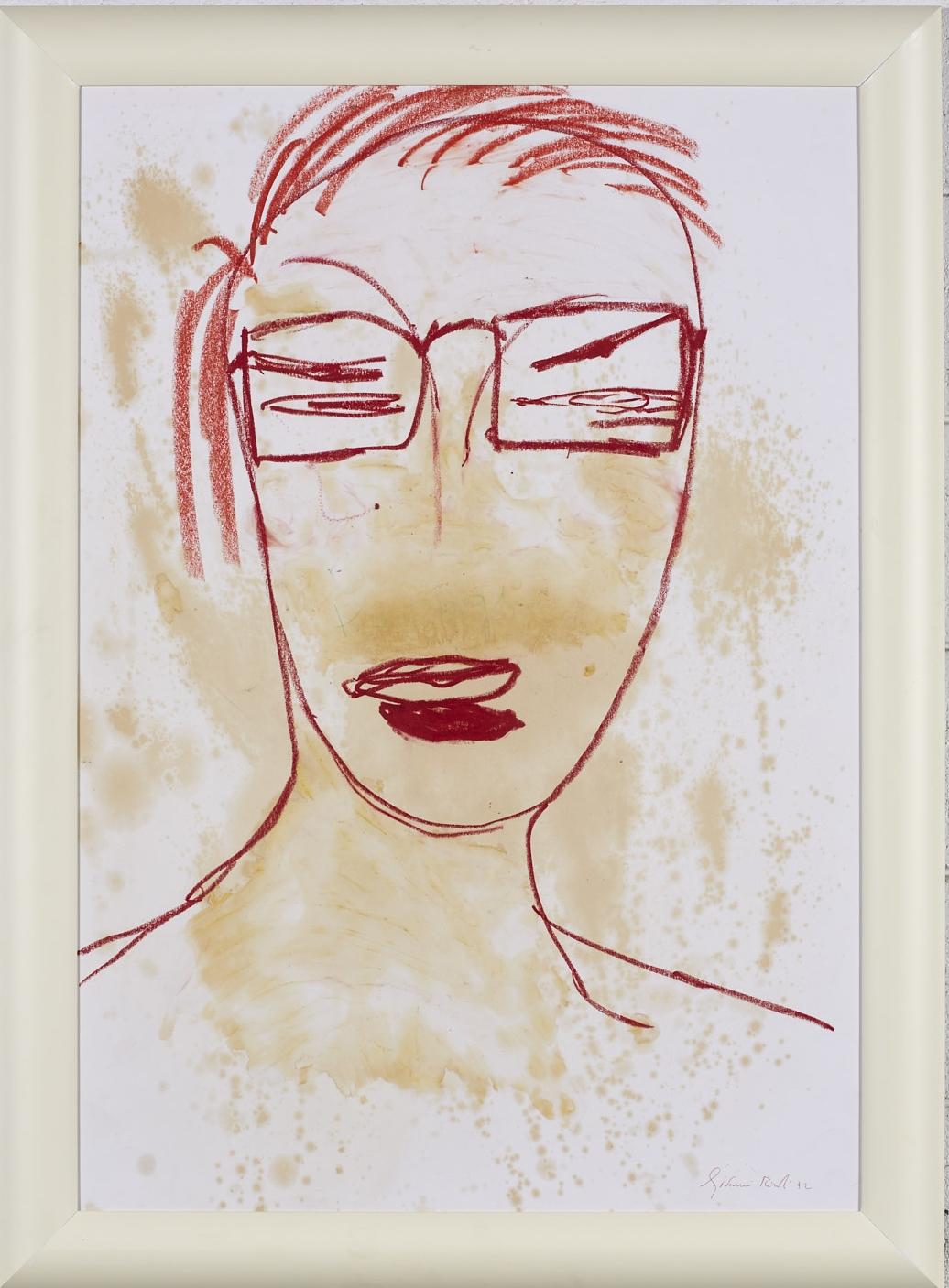 Autoritratto | Self-portrait