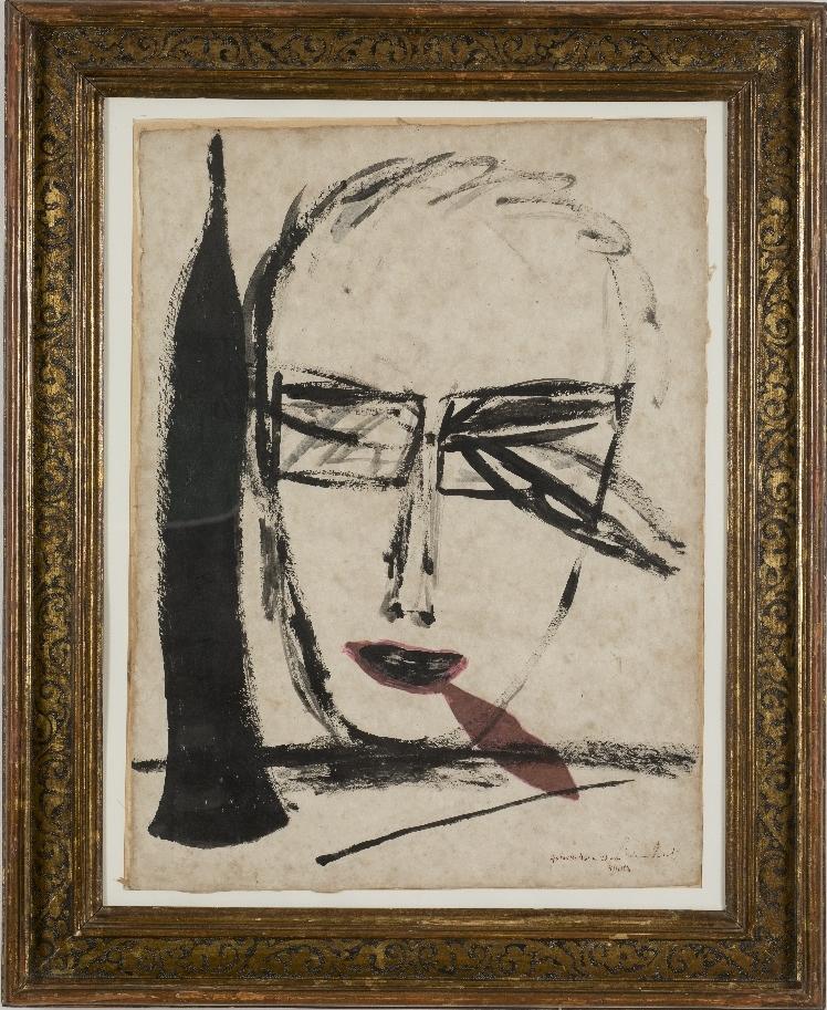 Autoritratto a 33 anni | Self-portrait at the Age of 33