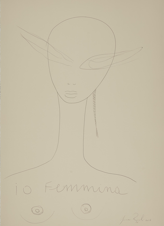 Io femmina | Me as Female