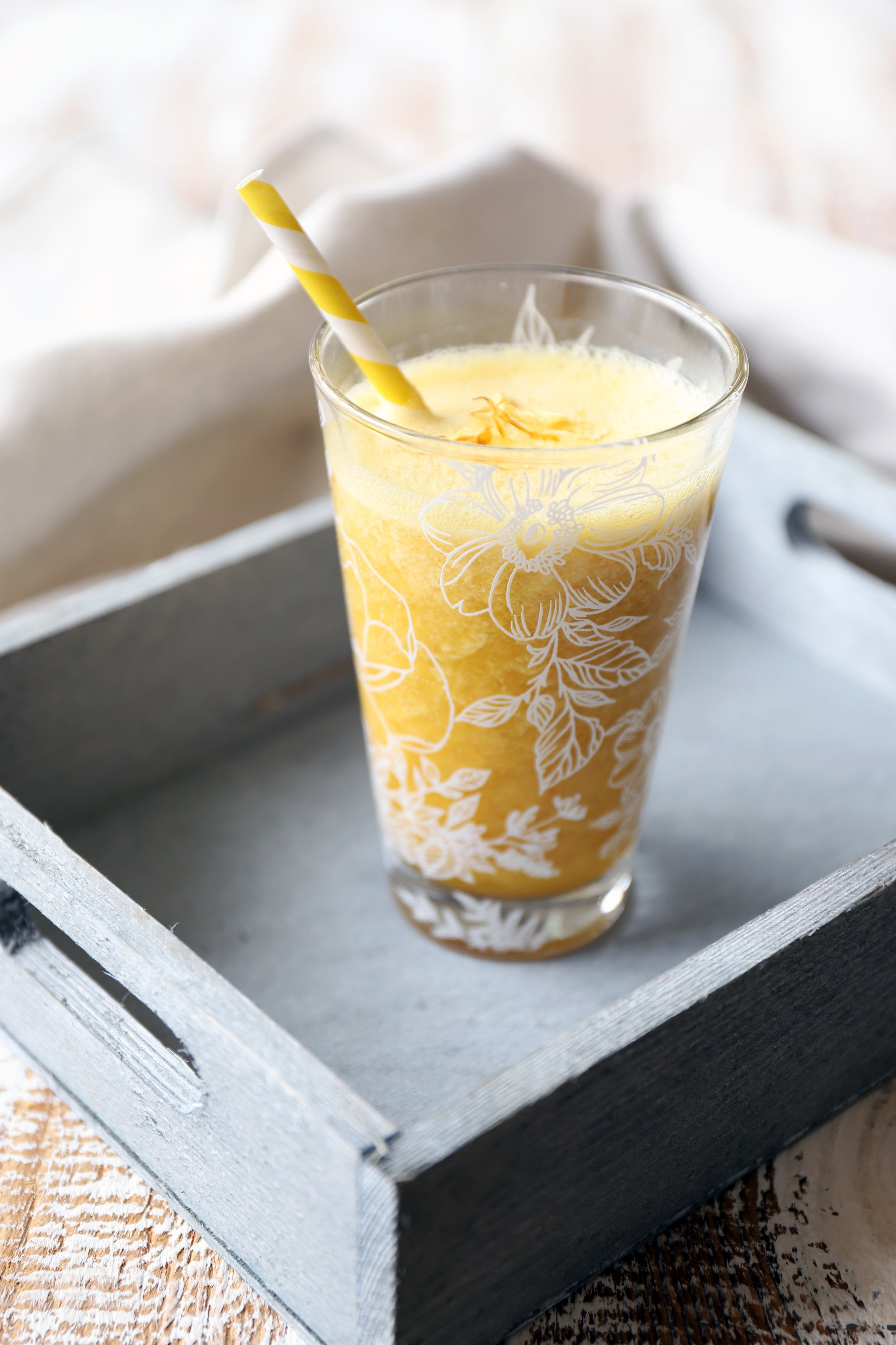 Tropical  digestive smoothie - Bromelain & Papain