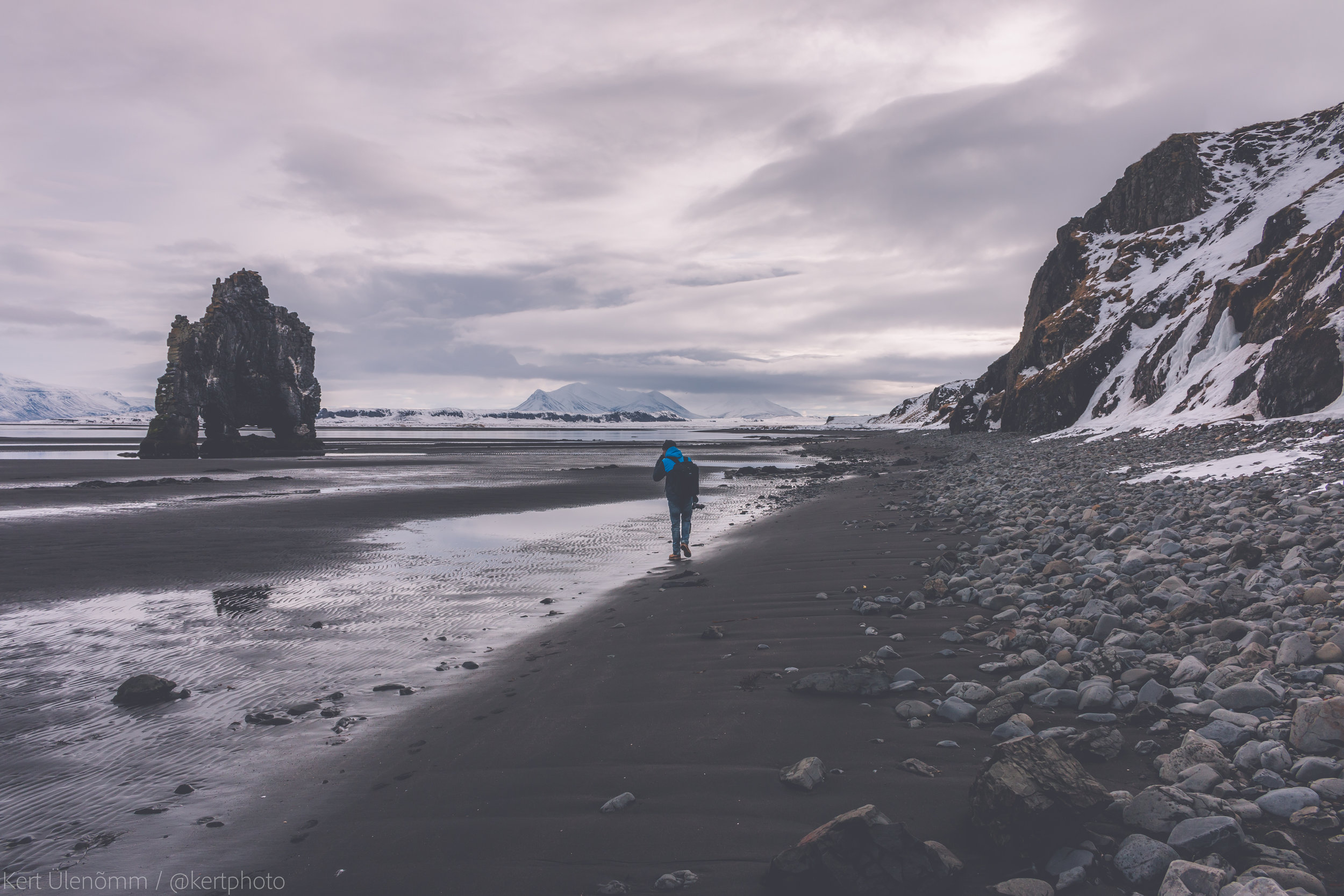Hvitserkur - Iceland