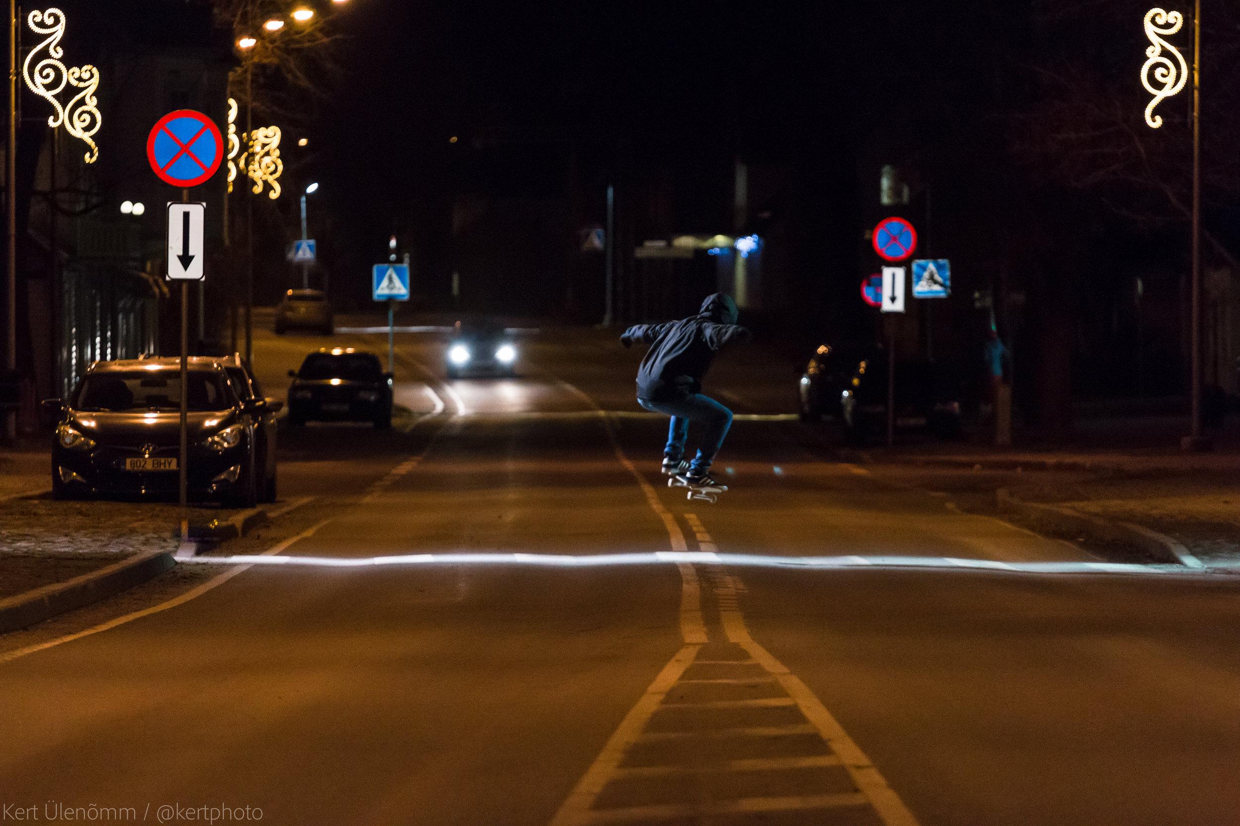 Night moves - Simo Sappinen - Rapla 2016