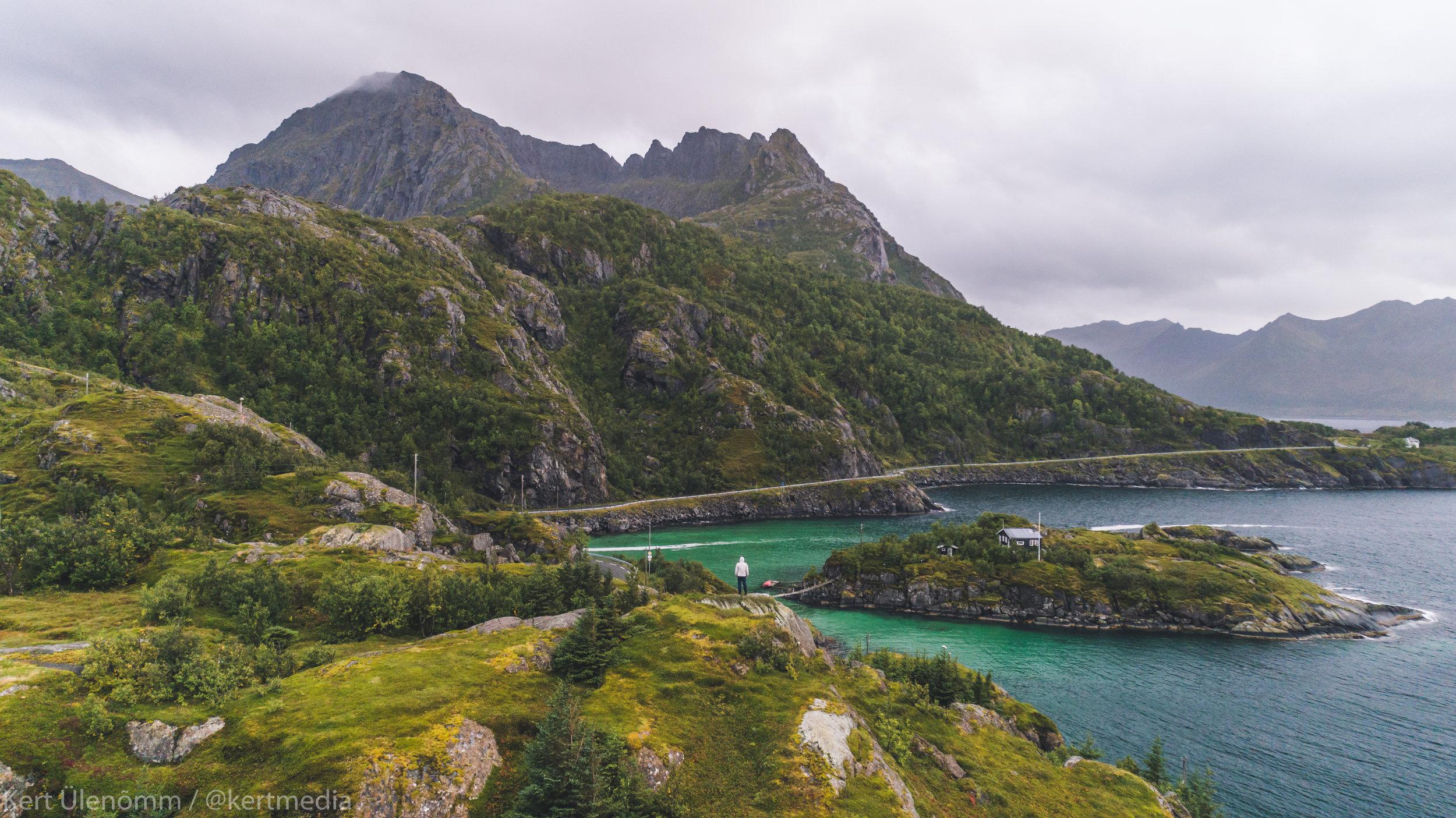 Hamn I Senja - Norway