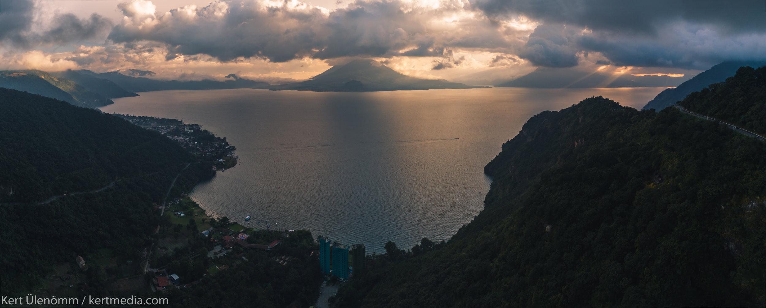Lago de Atitlan - Guatemala