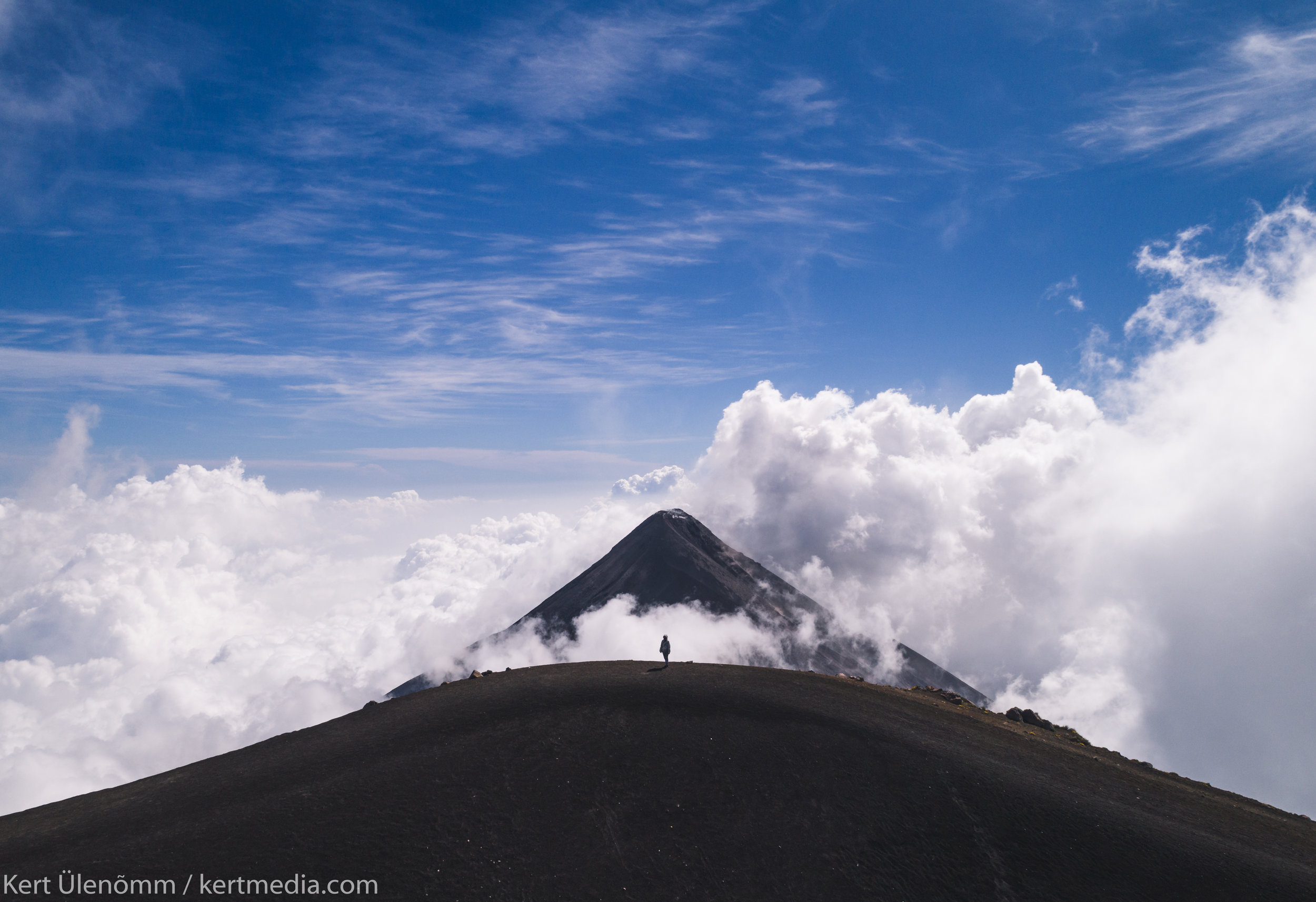 Volcán Acatenango