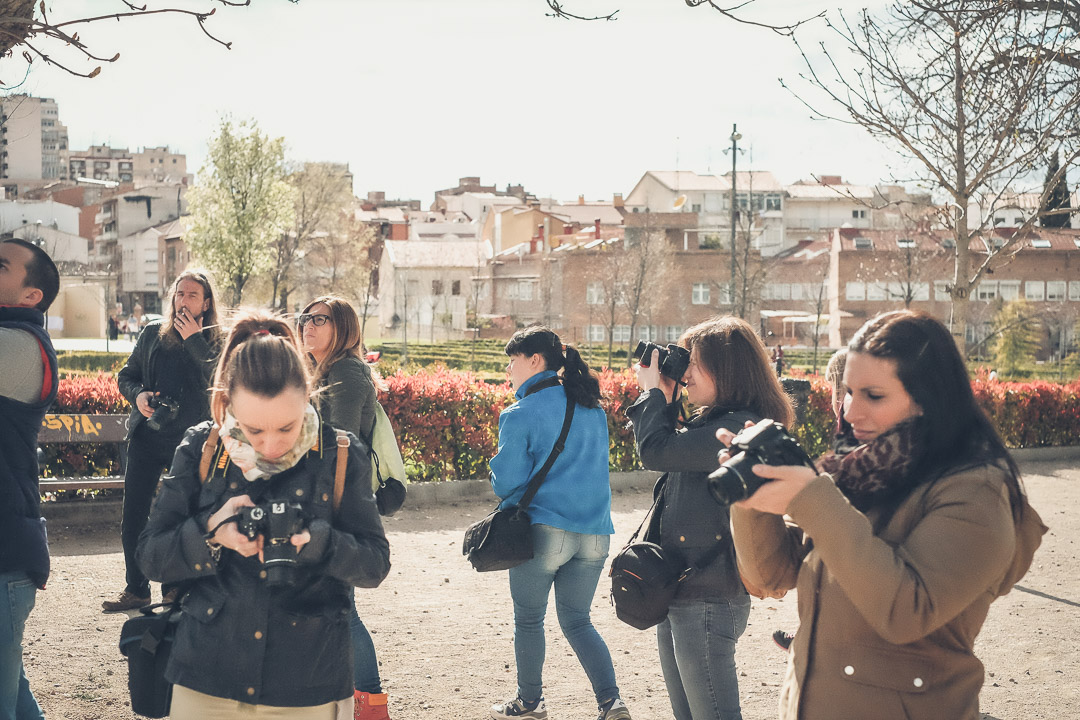 XI Curso de Iniciación a la Fotografía Digital - Guadalajara 4