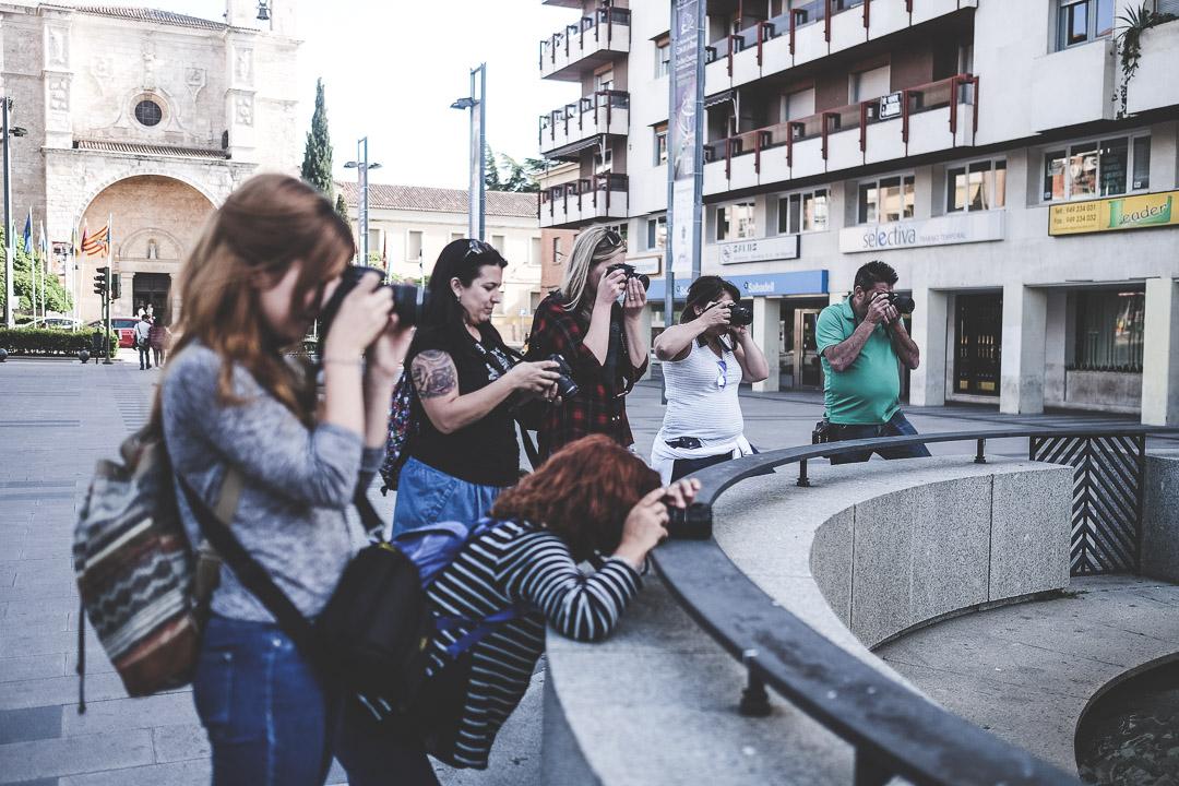 Curso de Iniciación a la Fotografía Digital en Guadalajara 3