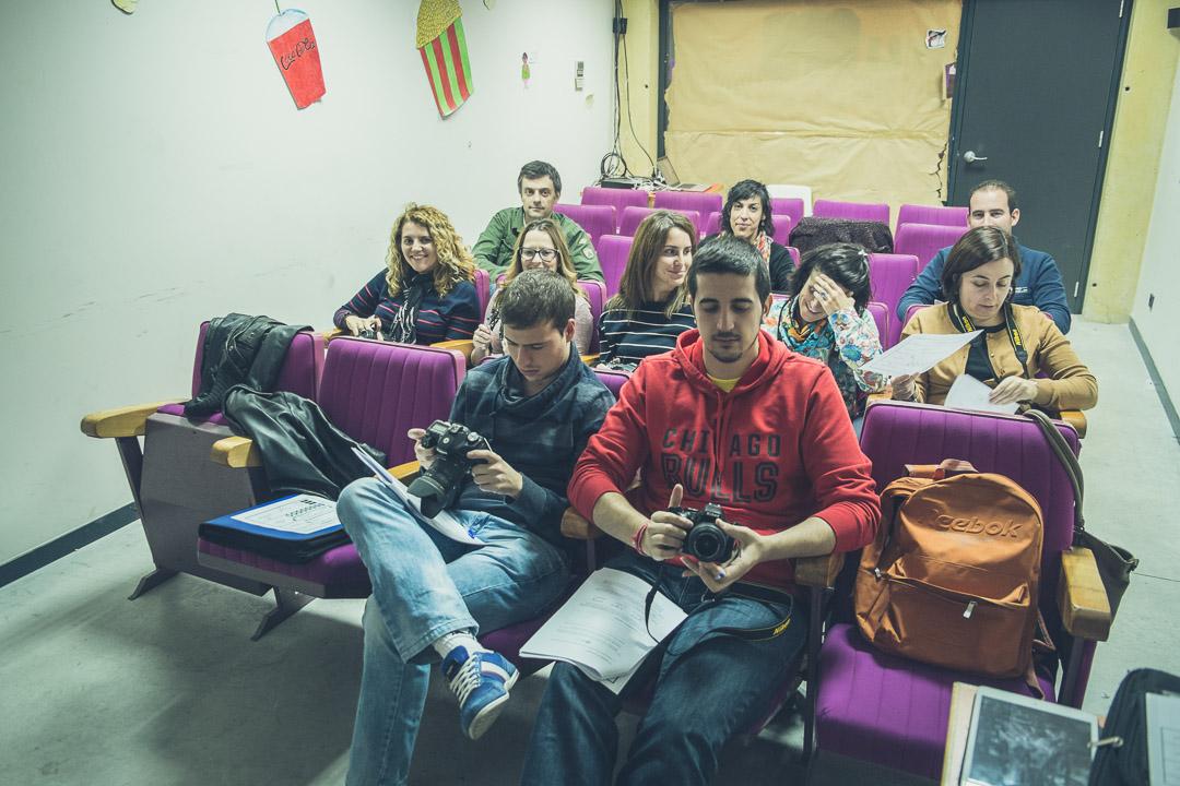 IX Curso de Iniciación a la Fotografía Digital - Guadalajara 1
