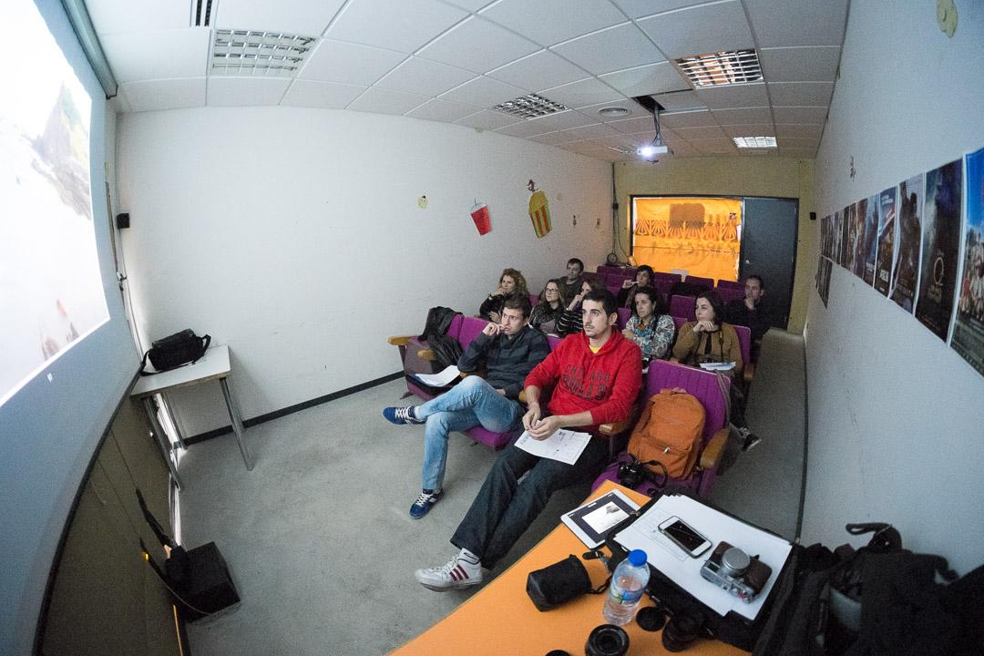 IX Curso de Iniciación a la Fotografía Digital - Guadalajara 2