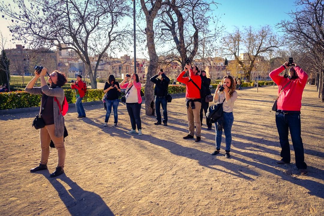 VI Curso de Iniciación a la Fotografía Digital - Guadalajara 3