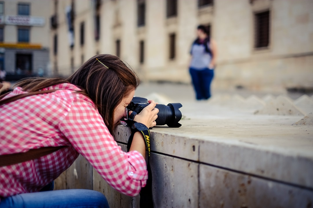 V Curso de Iniciación a la Fotografía Digital - Guadalajara 1